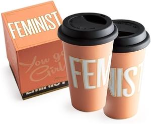 Feminist Commuter Mug